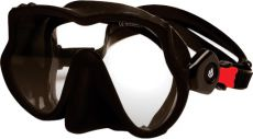 Маска Mad Wave М0618 03 0 01W Eco Dive mask Black